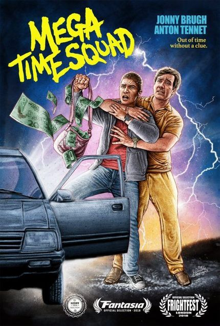 Surprise, Muthafuka! Check Out The Fantastic Trailer For MEGA TIME SQUAD!