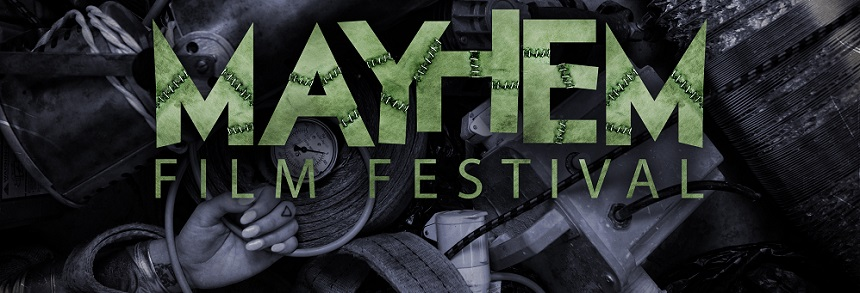 Mayhem 2018: First Three Titles Include a FIELD GUIDE, The APOCALYPSE, And Japanese Cyborgs