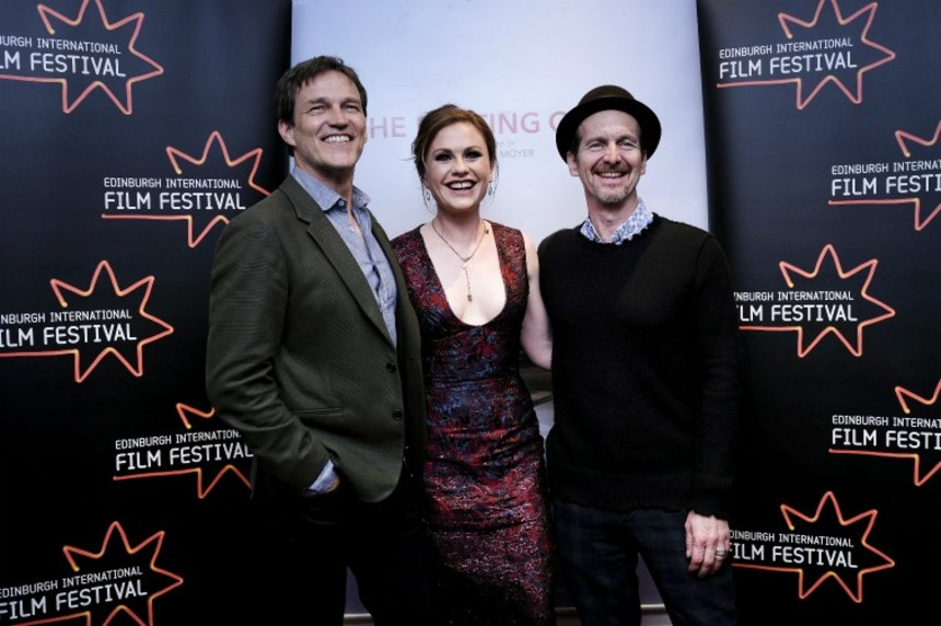 Edinburgh 2018 Interview: THE PARTING GLASS, Anna Paquin, Stephen Moyer and Denis O'Hare Talk Mental Health and Budget Filmmaking