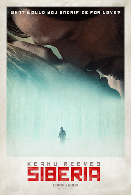 Interview: Director Matthew Ross Talks SIBERIA and Keanu Reeves