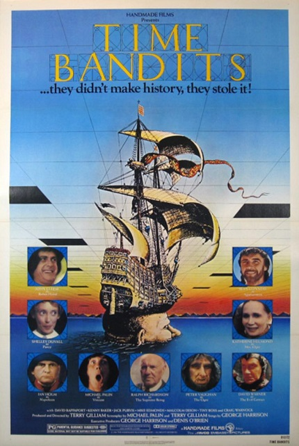 Apple Wants to Make Gilliam's TIME BANDITS Into a Series