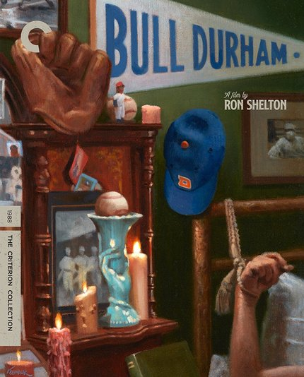 Blu-ray Review: BULL DURHAM Hits A Home Run From The Criterion Collection