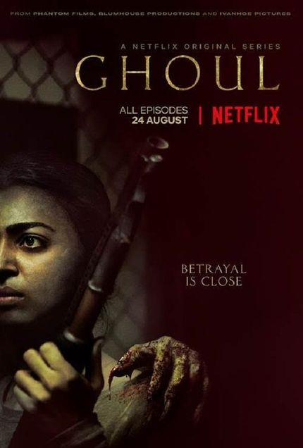 Check Out The Trailer For GHOUL, A New Indian Horror Series From Blumhouse & Phantom Films
