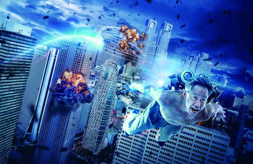 Fantasia 2018 Review: INUYASHIKI Is Sato Shinsuke At His Very Best