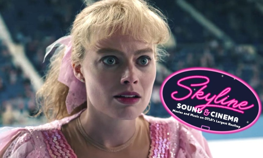 Win Tickets to Alamo Drafthouse Los Angeles I, TONYA Outdoor Screening with Tonya Harding