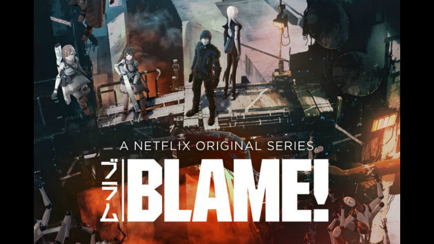 Notes on Streaming: BLAME! and GODZILLA: CITY ON THE EDGE OF BATTLE Each Blaze Their Own Desperate Trail