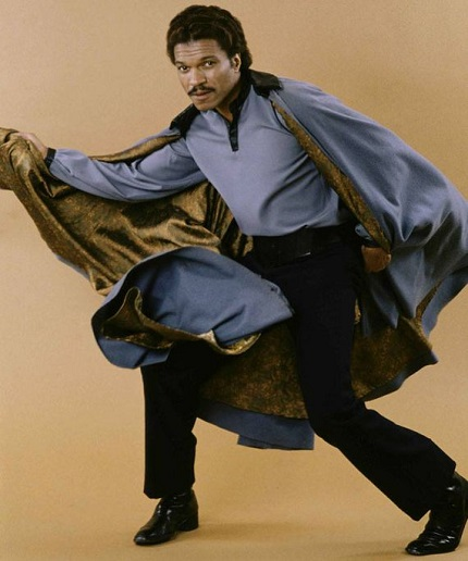 STAR WARS IX: Lando is Back, Billy Dee Williams to Return to STAR WARS