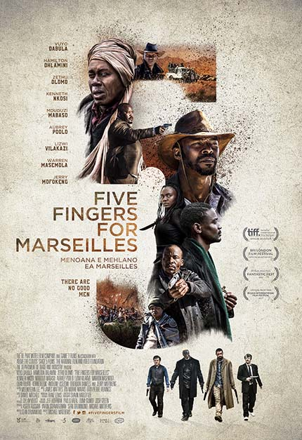 Exclusive: The Red Band Trailer For FIVE FINGERS FOR MARSEILLES