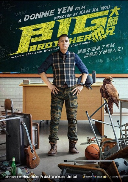 Hey Australia! Win Tickets to See Donnie Yen's BIG BROTHER in Cinemas!