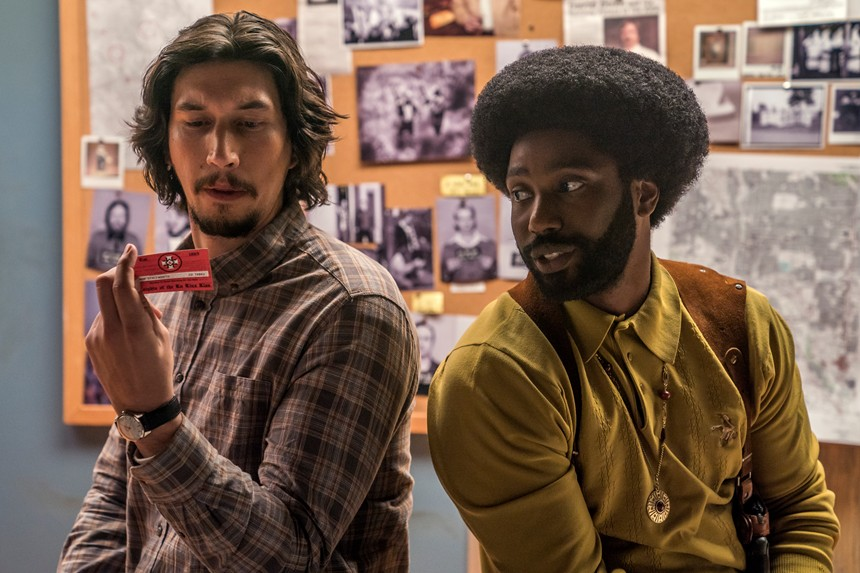 Review: The Incendiary, Impassioned BLACKKKLANSMAN Is Classic Spike Lee