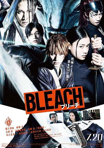 Japan Cuts 2018 Interview: BLEACH Director Sato Shinsuke on Shinigami, Samurai, and Special Effects
