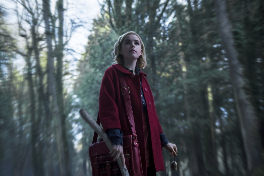 CHILLING ADVENTURES OF SABRINA: First Images From Upcoming Netflix Series