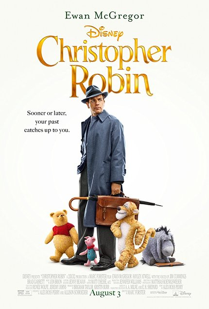 Review: CHRISTOPHER ROBIN Grows Into Predictability