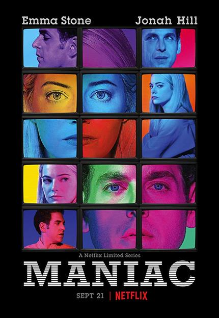 "Netflix's MANIAC Trailer Delights In ""Multi-Reality Brain Magic Shit""!"