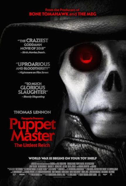 PUPPET MASTER THE LITTLEST REICH: Watch The Red Band Trailer