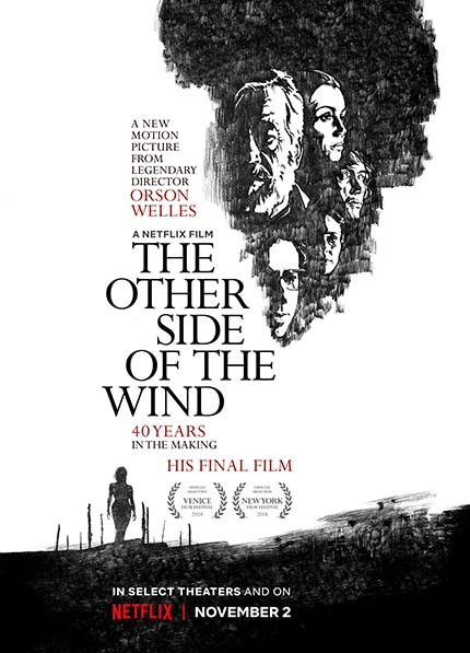 THE OTHER SIDE OF THE WIND: Watch The Trailer For The Final Film by Orson Welles