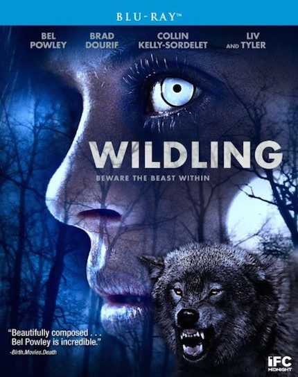 Blu-ray Review: WILDLING Is Plain Weird