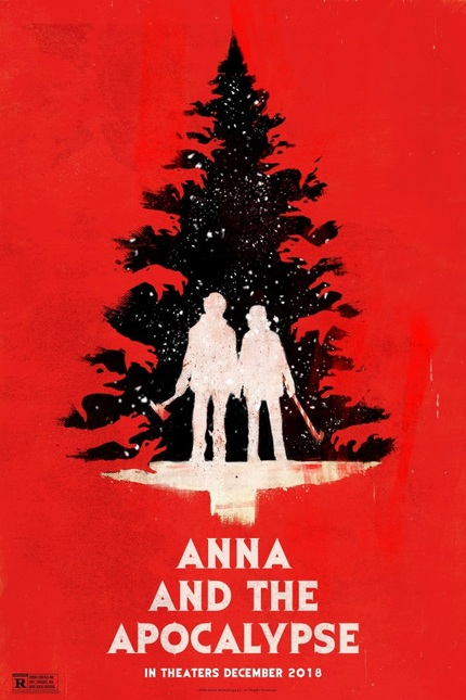 Fantasia 2018 Review: ANNA AND THE APOCALYPSE, Toe-Tapping Teens Fight Yuletide Frights In This Zombie Musical
