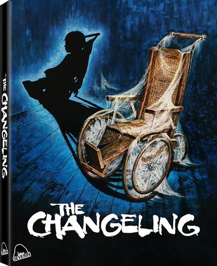 Now On Blu-ray: THE CHANGELING Is Reborn On Blu-ray From Severin Films