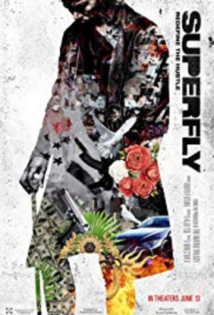 Review: Superfly updates the classic 70's blaxploitation drug flick but falters in its millennial-made supply and demand