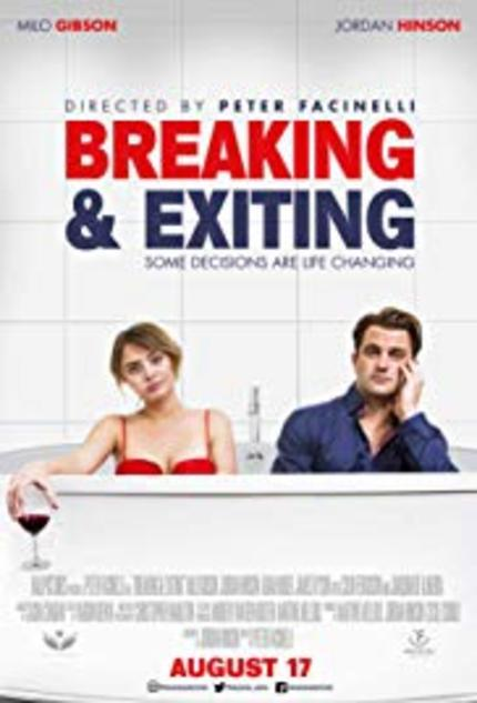 REVIEW: Breaking & Exiting is guilty of petty larceny in a charmless romancer that steals away your time