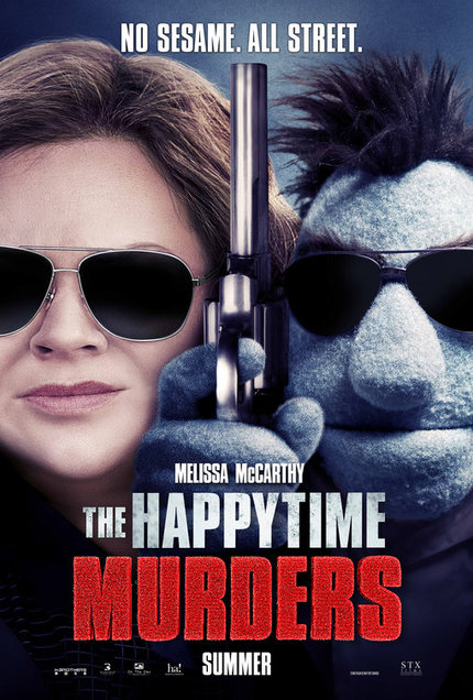 Review: THE HAPPYTIME MURDERS;  If You Think You're Going To Hate It, You're Probably Right