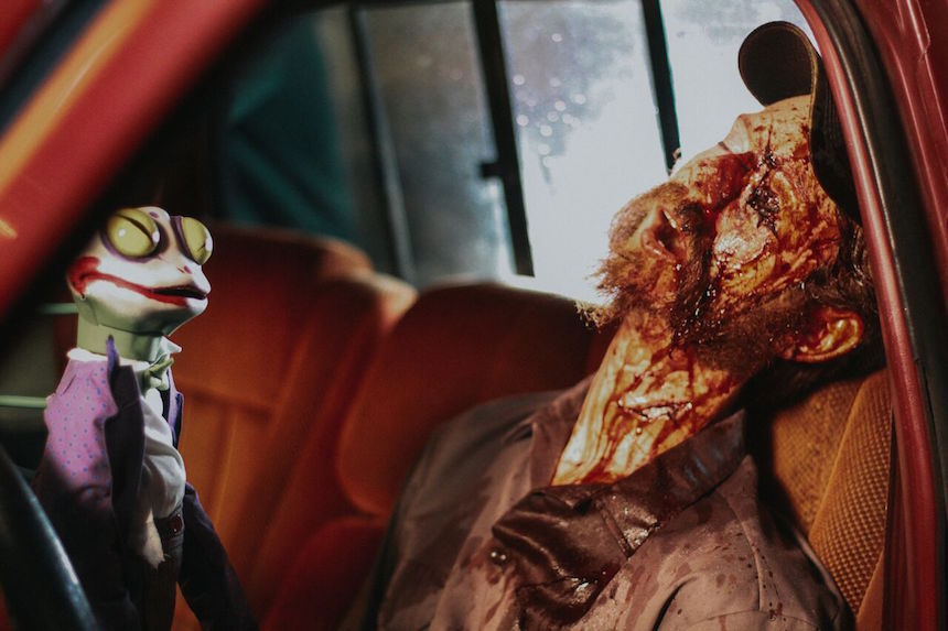 PUPPET MASTER: THE LITTLEST REICH: DVD Giveaway