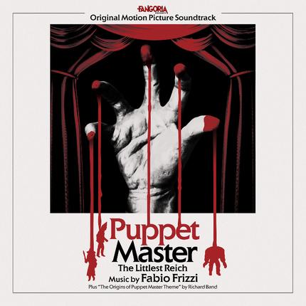 Get A Taste Of Fabio Frizzi's PUPPER MASTER: THE LITTLEST REICH Score