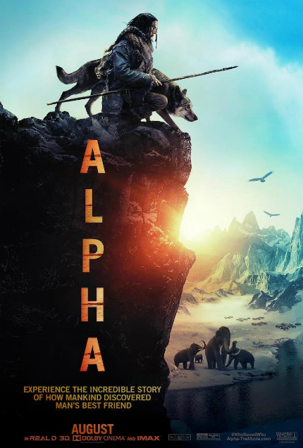 Review: ALPHA, Bold and Vital Big-Screen Adventure