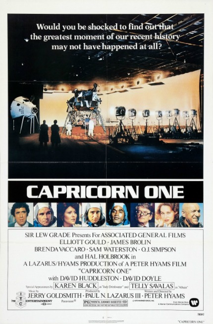 70s Rewind: CAPRICORN ONE, The Wrong Stuff