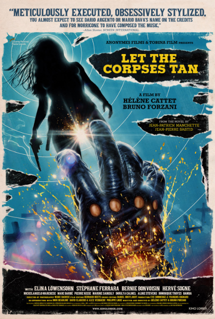 Review: LET THE CORPSES TAN, High Style and a Complicated Story