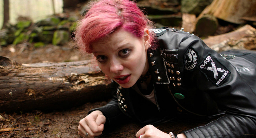 Review: THE RANGER, Fun and Bloody Punk Horror