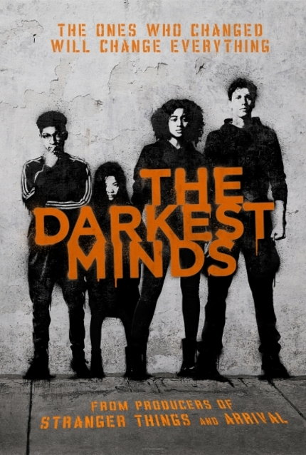 Review: THE DARKEST MINDS, Their Teenage Angst Has A Snore Count