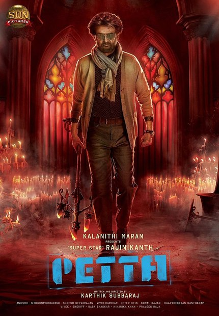 Superstar Rajinikanth's Next Feature, PETTA, Gets A Supercharged Motion Poster!