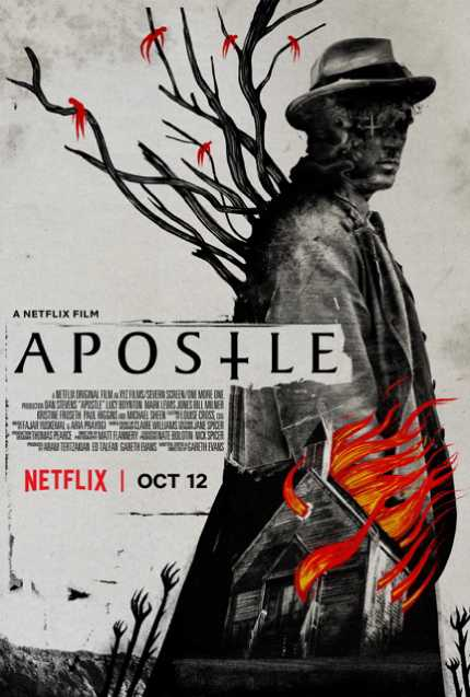 APOSTLE: Dan Stevens Rises Against a Blood Thirsty Cult in Trailer For Gareth Evans' Netflix Movie