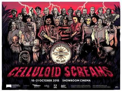 Full Programme Announced For Celluloid Screams 2018