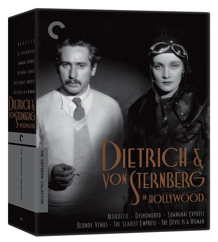 Review: DIETRICH & VON STERNBERG IN HOLLYWOOD on Criterion Blu-ray