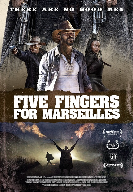 FIVE FINGERS FOR MARSEILLES: Watch This 'Death by Hanging' Clip