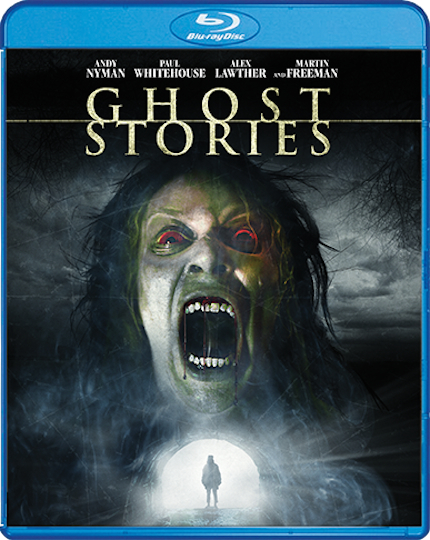 Blu-ray Review: GHOST STORIES: Not Spooky in the Least