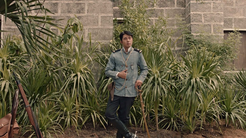 Review: GOYO: THE YOUNG GENERAL, Reversing the Hero's Journey