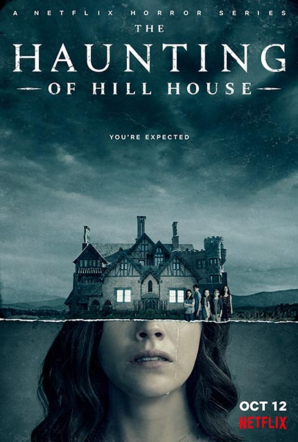 Review: THE HAUNTING OF HILL HOUSE, Mike Flanagan's Long Game Is Strong in New Netflix Horror Series