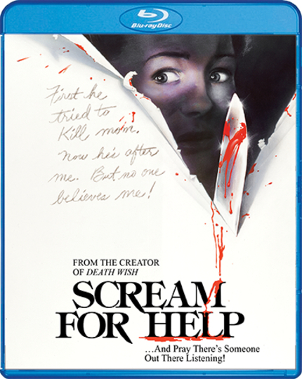 Blu-ray Review: SCREAM FOR HELP is Indeed a Total Scream