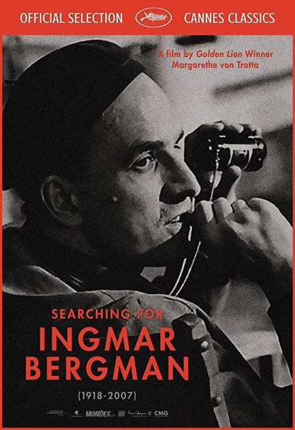 Review: SEARCHING FOR INGMAR BERGMAN, a True Documentary Find