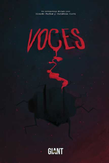 VOCES: Premiering Christian Cueva and Ricardo Farías' Short Film. Watch. And Listen to The Terror.