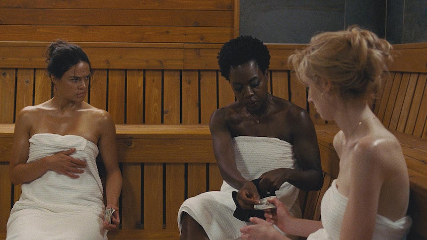 Toronto 2018 Review: WIDOWS, Intelligent and Slick Commercial Cinema