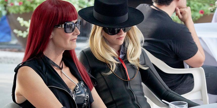 Toronto 2018 Interview: Kristen Stewart, Laura Dern, Savannah Knoop, and Justin Kelly on JEREMIAH TERMINATOR LEROY