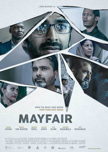 MAYFAIR: Watch The Trailer For Sarah Blecher's South African Crime Drama