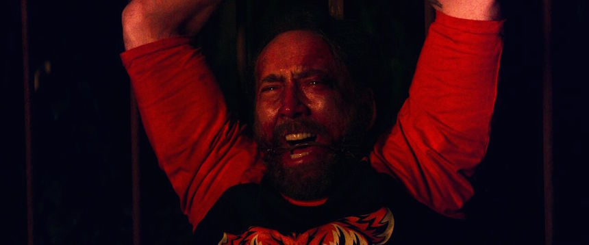 Interview: Panos Cosmatos on MANDY and His Mythical Realm of the Imaginary