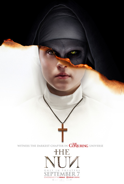 Review: THE NUN; It's Helpful When The Title Describes How Much I Enjoy The Film