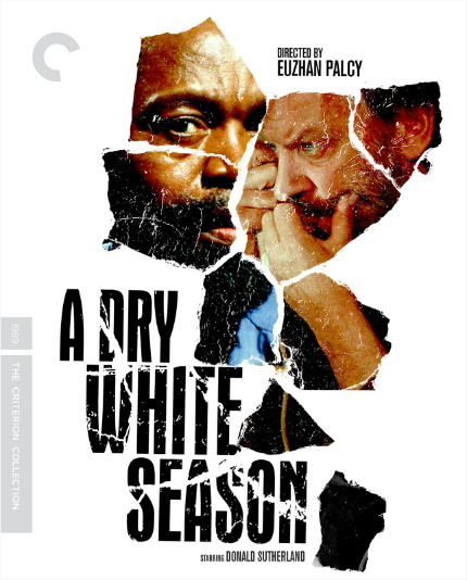 Criterion in December 2018: A DRY WHITE SEASON, FORTY GUNS, PANIQUE, SAWDUST AND TINSEL